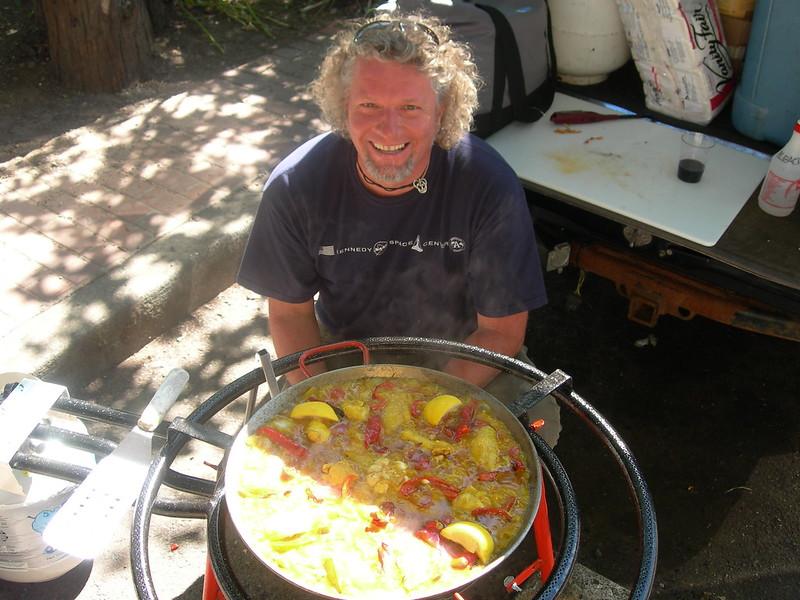 gerard nebesky paella king
